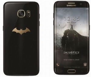 Samsung Galaxy S7 edge Injustice Edition по предзаказу
