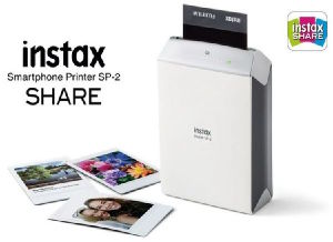 Fujifilm Instax Share Smartphone Printer SP-2 пользуется спросом
