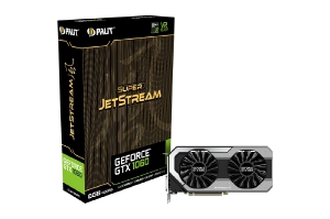 Представлена видеокарта Palit GeForce GTX 1060 JetStream 6GB