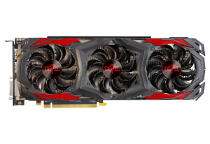 Видеокарта PowerColor Red Devil RX 480 будет стоить $270