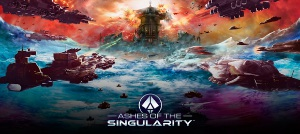 ����� Ashes of the Singularity.