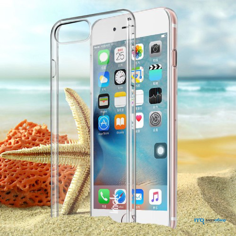 IMAK Crystal Case II iPhone 7