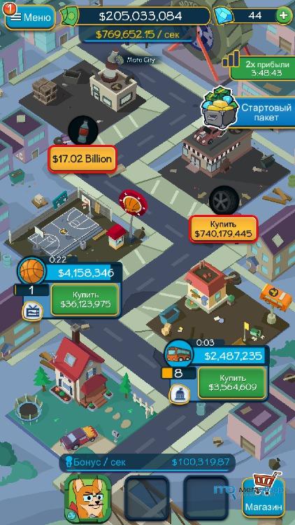 скачать игру Taps To Riches - фото 9