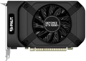 Лучшая видеокарта GeForce GTX 1050. MSI GeForce GTX 1050 Ti OC