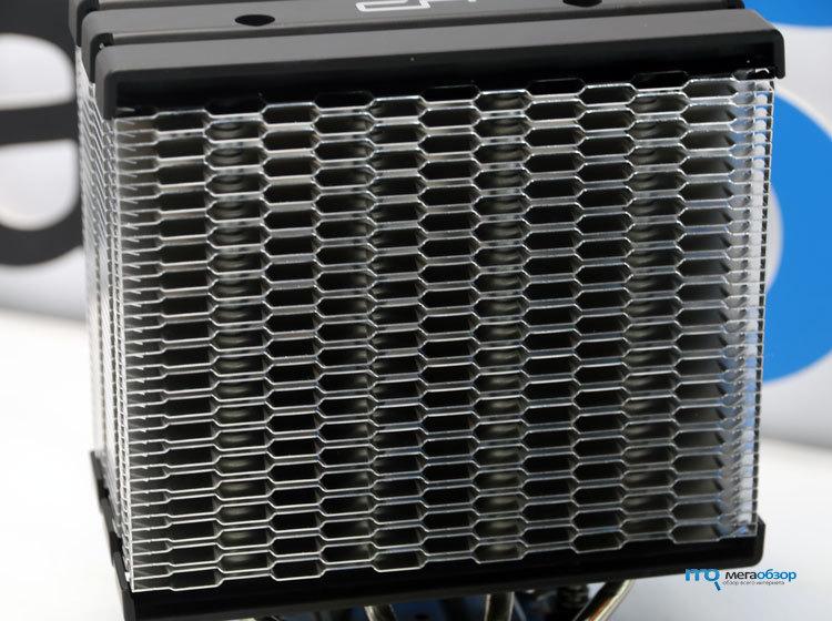 Вентилятор Cryorig XF140 700-1300rpm 140mm PWM
