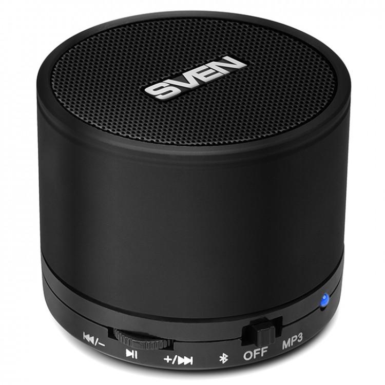 Портативная акустика Sven PS-70BL 6Вт Bluetooth черный