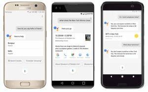 Google Assistant добрался до Android Nougat и Marshmallow