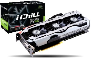 Стартовали обновленные Inno3D iChill GeForce GTX 1080 и Inno3D iChill GeForce GTX 1060.