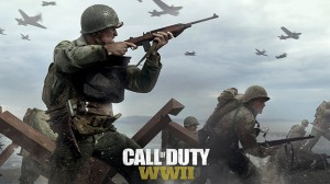 Call of Duty: WWII бьет рекорды по лайкам