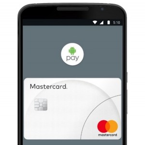 Android Pay уже в России