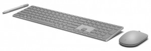 Microsoft готовит к выпуску клавиатуру Modern Keyboard with Fingerprint ID
