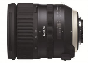 Tamron представила объектив SP 24-70mm F2.8 Di VC USD G2