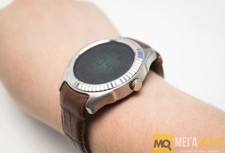Обзор NO.1 D7. Умные часы с SIM-картой и уведомлениями - Mega Obzor df60a3d7b7a93