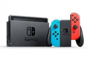 Выпущено 4,7 млн консолей Nintendo Switch