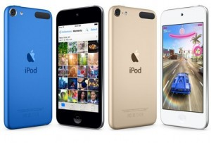 Apple снизила цены на iPod touch