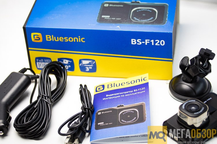 Bluesonic BS-F120