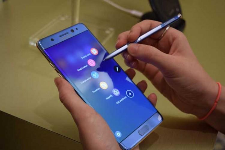 Самсунг обнародовала тизер Galaxy Note 8