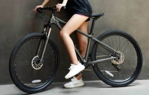 Xiaomi показала Mi Qicycle Mountain Bike
