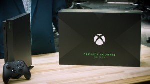 Xbox One X: Project Scorpio Edition уже раскупили
