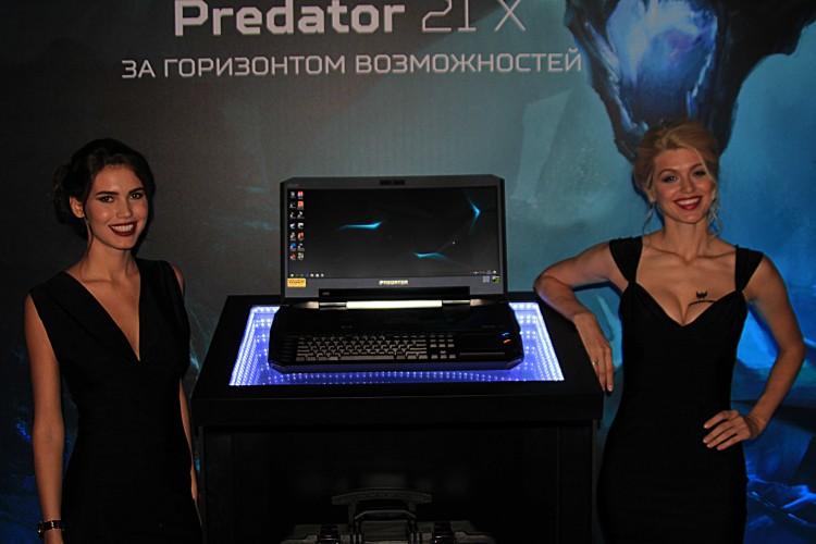 Acer представила «самый мощнейший игровой компьютер»
