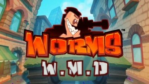 Nintendo Switch получит Worms W.M.D.