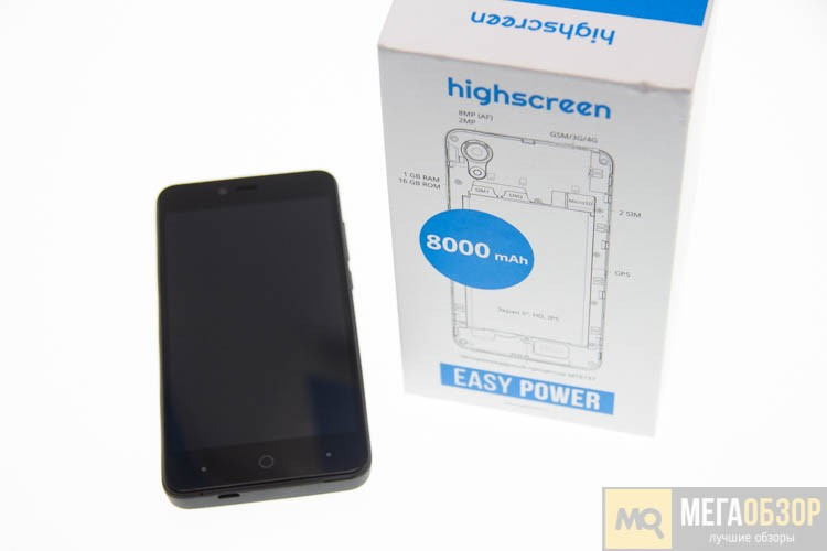 Highscreen Easy Power