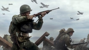 Call of Duty: WWII вышла с читерами