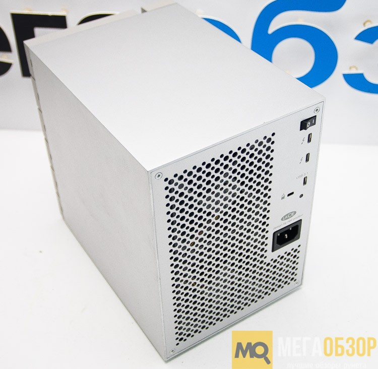 LaCie 6big Thunderbolt 3