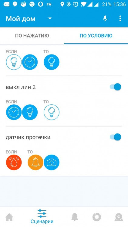 умный дом RUBETEK Smart Home