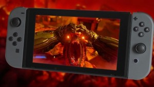 Nintendo Switch получила DOOM