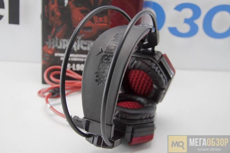 Гарнитура Oklick HS-L900G черный