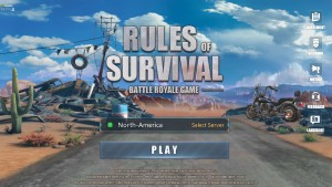 Обзор Rules of Survival. Замена PUBG