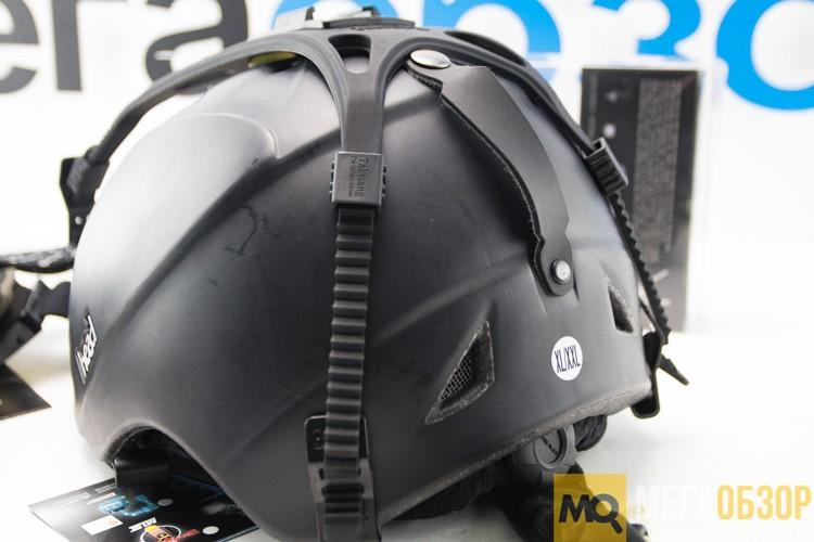 iSHOXS Taktsang ActionPro Helmet Mount