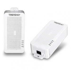 TRENDnet выпускает Powerline 200 AV PoE + адаптеры Powerline