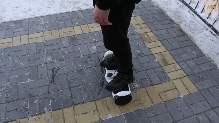 Solowheel Hovertrax B2