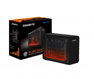 Gigabyte Thunderbolt 3 - RX 580 Gaming Box