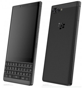 BlackBerry Athena показали на рендерах