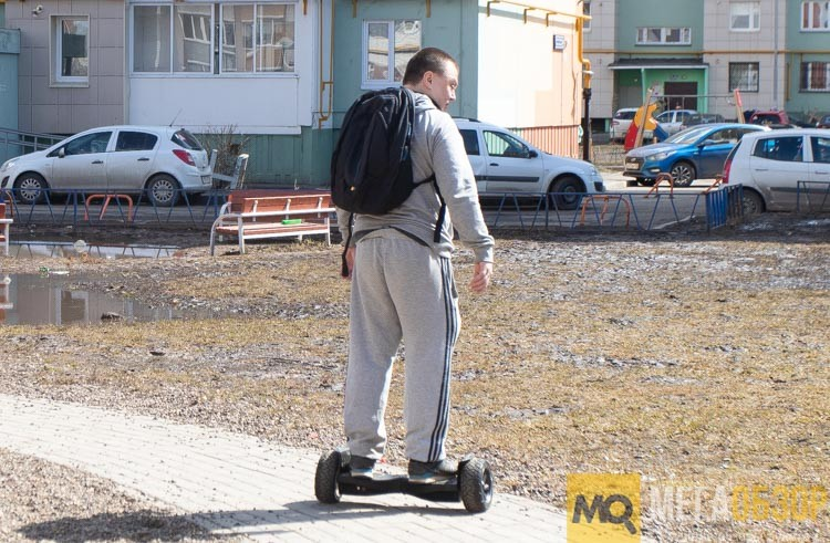 Solowheel Hovertrax С3