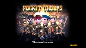 Обзор Pocket Troops. Условный шутер