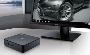 ASUS Chromebox 3 на Chrome OS