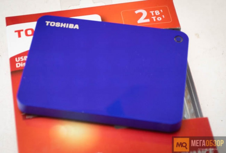 Toshiba Canvio Advance 2TB