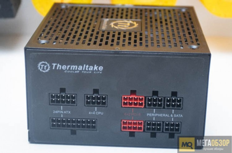 Thermaltake Toughpower Grand RGB Gold