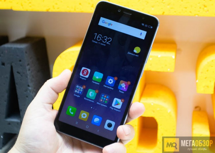 Review of Xiaomi Redmi S2 3 / 32GB  Smartphone for lovers of