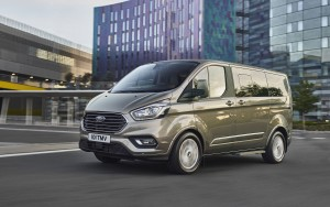 Стартовали продажи Ford Tourneo Custom и Ford Transit Custom