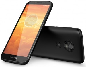 Moto E5 Play Android Go Edition выйдет в Европе