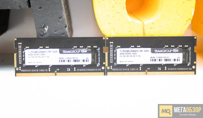 T-FORCE VULCAN SO-DIMM DDR4