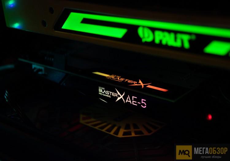 Обзор Creative Sound BlasterX AE-5  Лучшая звуковая карта сезона