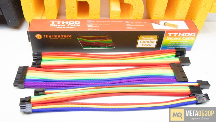 Thermaltake TtMod Sleeve Cable