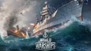 Развитие World of Warships