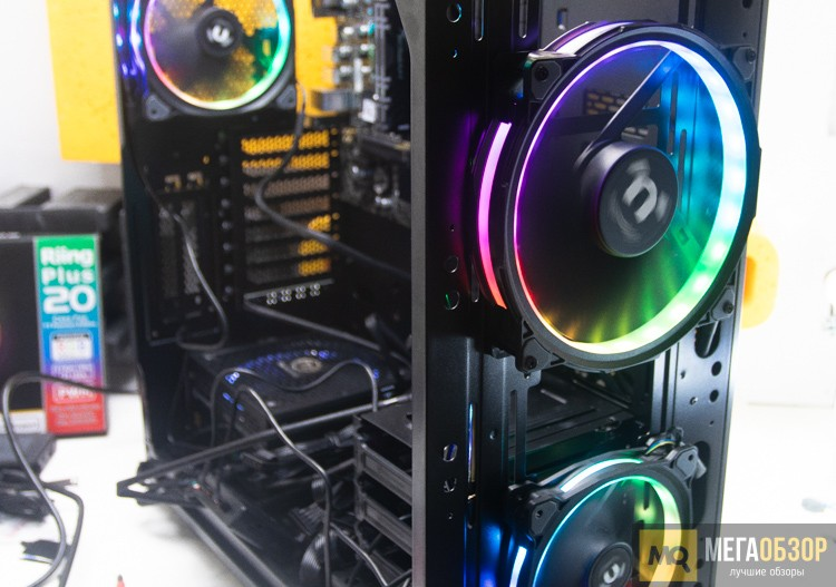 Thermaltake Riing Plus 20 RGB